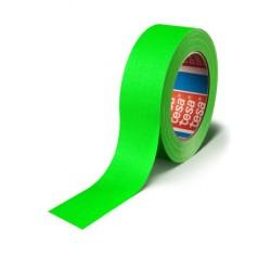 Tesa 4671 acrylbelagt lærredstape, grøn