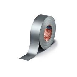 Tesa 4671 acrylbelagt lærredstape, grå