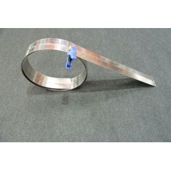 rustfrie stållinealer