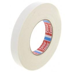 Tesa 4671 acrylbelagt lærredstape, hvid