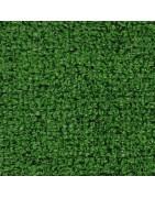 Kunstgræs i god og kraftig kvalitet har www.messetaepper.dk på lager.